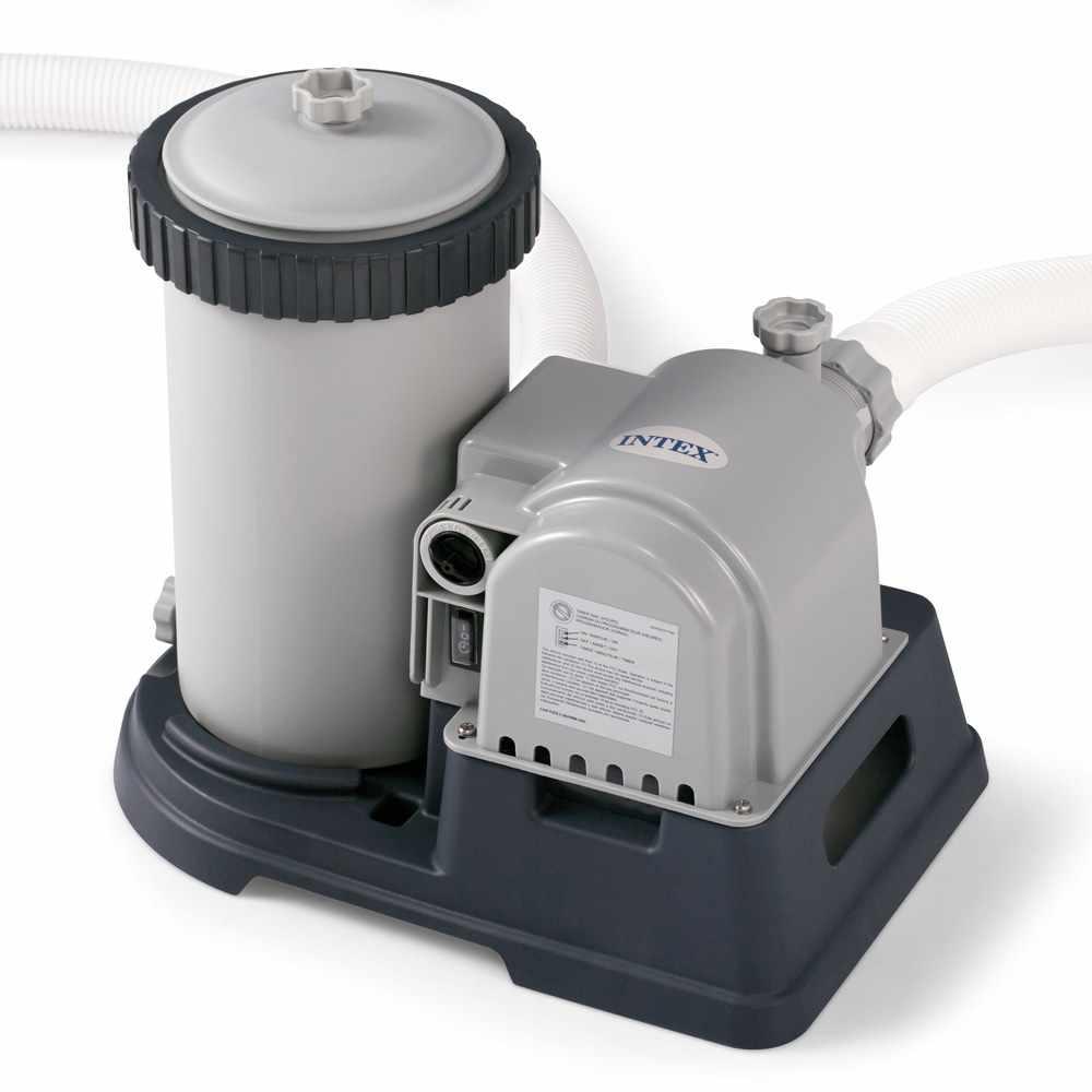 Pompe Filtrante Easy Frame 8 l/h pour Piscines Hors-Sol Intex 8