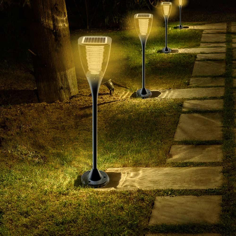 Lampadaire solaire à Led pour éclairer pour vos espaces extérieurs Villa
