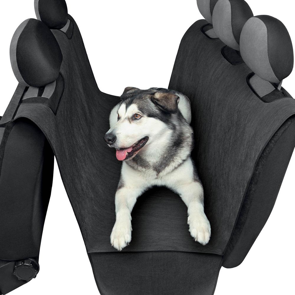 Housse de siège arrière étanche universelle pour le transport des animaux