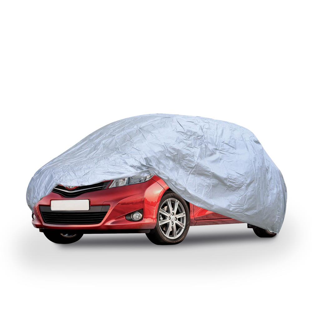 Housse de protection voiture étanche PEVA anti-UV et extensible Cyclone
